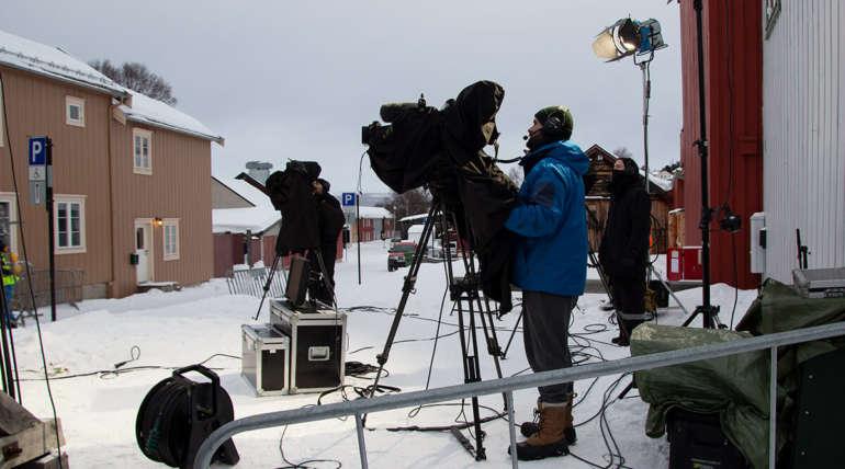Filminspilling Røros